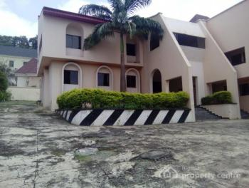 Tastefully Serviced 10 Bedroom Fully Detached Duplex with 3 Rooms Bq, Ideally for Corporate Office/residential Use, Maitama District, Abuja, Detached Duplex for Rent