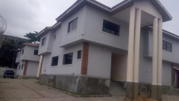 Lavishly Refurbished & Solidly Built 5 Bedroom Serviced Twin Duplex with 2 Rooms Bq Each, Ideally for Corporate Organization/embassy, Maitama District, Abuja, Semi-detached Duplex for Rent