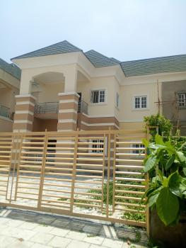 4 Bedroom Semi Detached Duplex, Katsina Estate, After Godab Estate, Life Camp, Gwarinpa, Abuja, Semi-detached Duplex for Rent