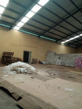 4 Bay Warehouses on Over 4000sqm Land, Irewale Estate, Ado-odo/ota, Ogun, Warehouse for Sale