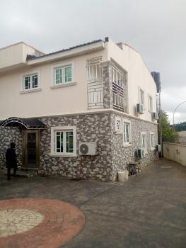 4 Bedroom Semi Detached Duplex with Bq, Wuse 2, Abuja, Semi-detached Duplex for Rent