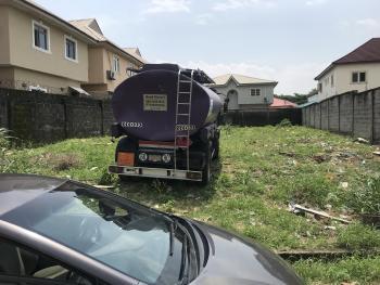 Full Plot of Land Fenced, Thomas Estate, Ajah, Lagos, Residential Land for Sale