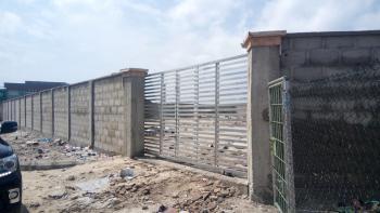 Fenced 2000sqm Corner Piece Plot, Lekki Phase 1, Lekki, Lagos, Commercial Land for Rent