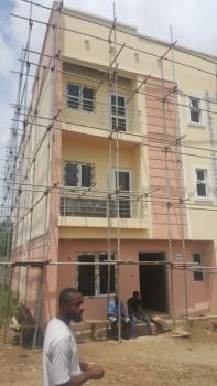 4 Bedroom Terrace Duplex, Along Games Village, Galadimawa, Abuja, Terraced Duplex for Sale