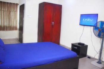 Furnished Studio Apartment (b) - Available Daily, 65, Ajiran Road, Agungi, Lekki, Lagos, Self Contained (single Rooms) Short Let