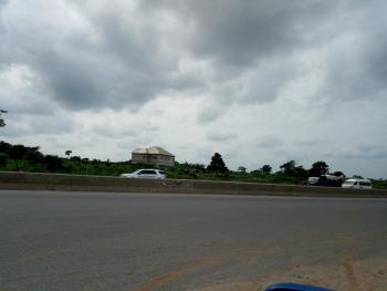Strategically Located 3 Acres Land Directly on The Expressway, Lagos Ibadan Express Road, Km 46, Ogun, Industrial Land for Sale