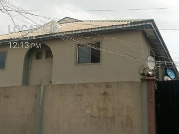 Block of 4(nos) 3 Bedroom Flats Plus Boys Quarters at The Rear, Iroko Estate, Off Lasu Road, Isheri Olofin, Ikotun, Lagos, Block of Flats for Sale