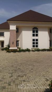 Brand New N Well Built 5 Bedroom Ambassadorial Fully Detached Duplex 2 Bedroom Chalet, 2 Rooms Bq, Asokoro District, Abuja, Detached Duplex for Rent