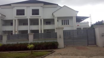 Brand New N Lavishly Finished 5 Bedroom Ambassadorial Finished Duplex, a Bq, Chalet, Pool, Aso Drive, Maitama District, Abuja, Detached Duplex for Rent