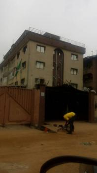 8 Numbers of 3 Bedroom with a Pent House, Off Brown Road, Aguda, Surulere, Lagos, Block of Flats for Sale
