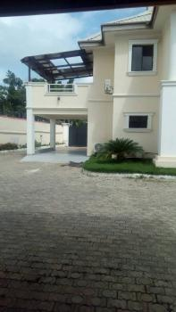 Serviced 5 Bedroom Duplex with Guest Chalet and Bq, Maitama District, Abuja, Detached Duplex for Rent