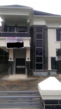Well Built 5 Bedroom Detached +1 Room Bq in Secured Estate, Lekky County, Lekki Expressway, Lekki, Lagos, Detached Duplex for Sale