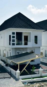 Brand New Fully Detached 5 Bedroom Duplex with Bq, Osapa, Lekki, Lagos, Detached Duplex for Sale