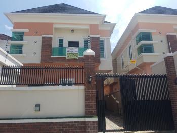 Luxury Brand New 4 Bedroom Detached Self Service Duplex, Osapa, Lekki, Lagos, Detached Duplex for Rent