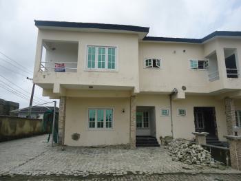 4 Bedroom Terrace Duplex with Facillities., Canaan Estate, Ajah, Lagos, Terraced Duplex for Sale