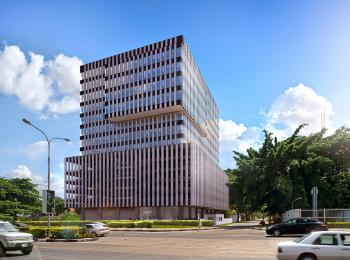 The Heritage Place Office Spaces, 21 Lugard Ave, Falomo, Ikoyi, Lagos, Office Space for Rent