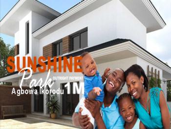 Sunshine Park, Agbowa, Ikorodu, Lagos, Residential Land for Sale