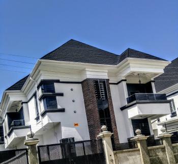 4 Bedroom Fully Detached Duplex with Bq, Prince Kazeem Eletu Way, Osapa, Lekki, Lagos, Detached Duplex for Rent