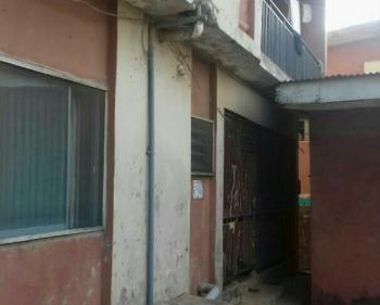 4 No of 3 Bedroom Flat Plus 2 Units of 2 Bedroom Bq with 3 Shops on Full Plot, Oki, Iyana Ipaja, Alimosho, Lagos, Block of Flats for Sale