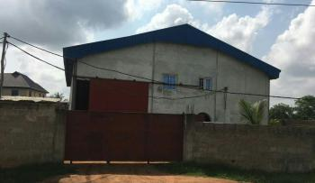 1000sqm of Warehouse Plus 10 Offices with Conference Hall, & 3 Room Bq(n39m Asking)call 09properties for Details:08142625442, Along Agbara Igbesa Road, Agbara-igbesa, Lagos, Warehouse for Sale
