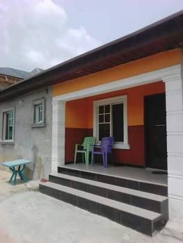 Well Built 4 Bedroom  Bungalow with 2 Rooms Bq, Majek, Sangotedo, Ajah, Lagos, Detached Bungalow for Sale