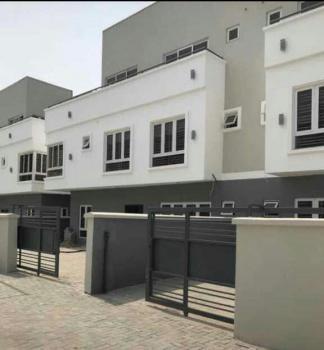 4 Units of 5 Bedroom Terrace, White Oak Estate, Ologolo, Lekki, Lagos, Terraced Duplex for Sale