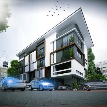Luxury 4 Bedroom Off Plan Town House  with Excellent Facilities, Richmond Estate, Lekki, Lekki Phase 1, Lekki, Lagos, House for Sale