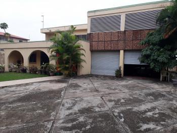 6 Bedroom Detached House with 3 Bedroom Flat & 4 Rooms Bq on 1200sqm Land, Ajanaku Street, Awuse Estate, Opebi, Ikeja, Lagos, Detached Duplex for Sale
