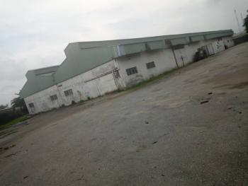2 Bay Ware House on 88.529sqft  with Apple Parking Space, Industrial Street, Off Thermocool Office, Ilupeju Estate, Ilupeju, Lagos, Warehouse for Rent