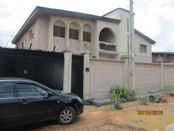 Tastefuly Buit 6 Bedroom Duplex, Lade Talabi Str, Off Kola Ogundeji Str, Egbeda, Idimu, Lagos, Detached Duplex for Sale