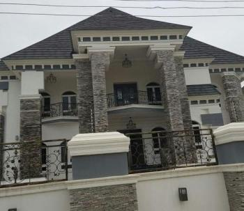 7 Bedroom Luxury Detached Ambassadorial Duplex with Very Spacious Penthouse, Well Fitted & Equipped Kitchen, Pool, Guest House &bq, Guzape District, Abuja, Detached Duplex for Sale