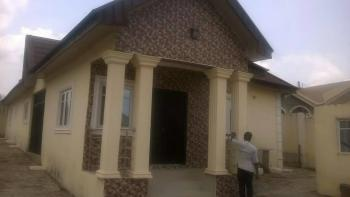 Newly Build Modern 4 Bedroom Bungalow with Good Features, Oluyole Estate, Sharp Corner, Ibadan, Oyo, Detached Bungalow for Sale