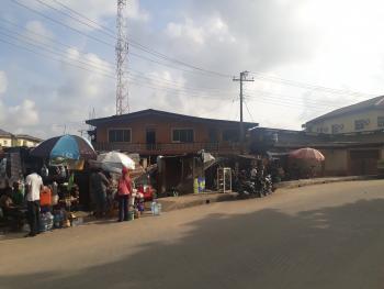 Demolish-able Tenement Building on About 700sqm Land in Nice Area, N0.19, Adekunle Kuye Street, Agbonyin, Adeniran Ogunsanya, Surulere, Lagos, Residential Land for Sale