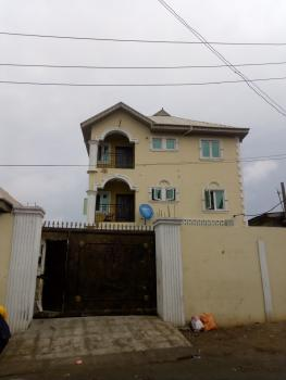 Newly Built All Room En Suit 2 Bedroom, Off Aborisade Street, Lawanson, Surulere, Lagos, Flat for Rent