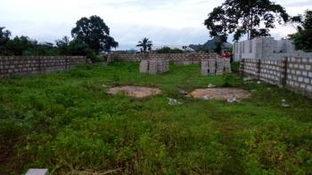 Fenced and Gated Plot of Land, Apu Road, Off Eneka Rukpoku Road, 10mins Drive From Airport Road, 10mins Drive From Mac Donald School, Obio-akpor, Rivers, Residential Land for Sale