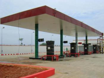 Filling Station with 5 Pumps, at Ibadan Road, Ijebu Ode, Ogun, Filling Station for Sale