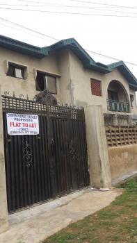 2 Bedroom Flat, Kasumu Estate, Off Akala Express, New Garage, Challenge, Ibadan, Oyo, Flat for Rent