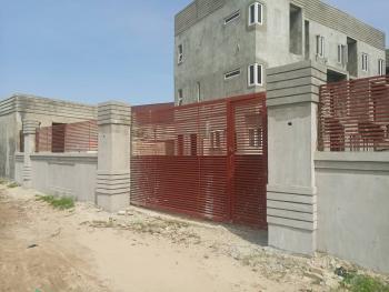 Luxury 4 Bedroom Triplex, Montgomery Terraces, Behind Golden Park Estate, Off Lekki Epe Expressway, Sangotedo, Ajah, Lagos, Terraced Duplex for Sale