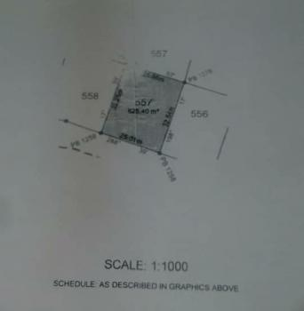 Strategically Located Land of 825m2, Opposite Living Faith Church, Katampe (main), Katampe, Abuja, Residential Land for Sale