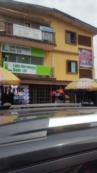 Building on 1200sqm, Oyabiyi Street, Tejuosho, Yaba, Lagos, Block of Flats for Sale