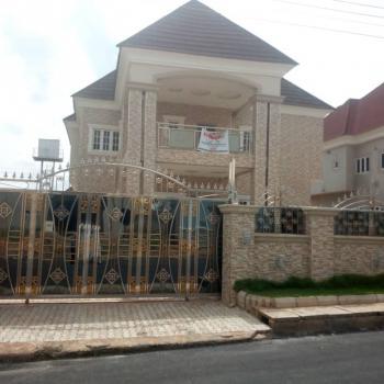 Executive 5 Bedroom with 2 Rooms Bq, Mab Global Estate Drive, Gwarinpa Estate, Gwarinpa, Abuja, Detached Duplex for Sale