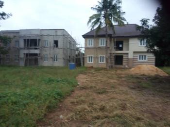 2 Plot  Corner Piece of Land with 2 Unit of 4 Bedroom Duplex, Ejigbo, Lagos, Detached Duplex for Sale