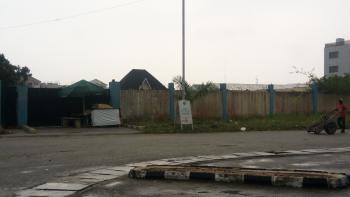 Fenced 1001.18sqm Land, Block 1, Plot 10, Central Business District Area, Lekki Phase 1, Lekki, Lagos, Mixed-use Land for Sale