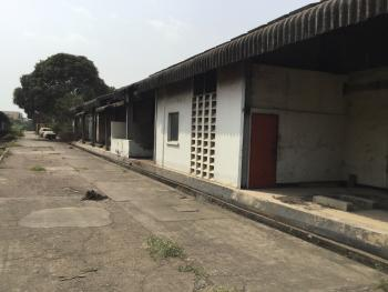 Industrial Property Investment, Plot 23, Oba Akran, Ikeja, Lagos, Warehouse for Sale