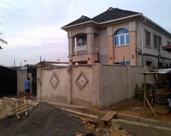 2 Bedroom Flat, Ekoro Junction, Abule-egba, Oke-odo, Lagos, House for Rent