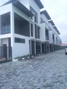 Luxury 5 Bedroom Terrace with Play Area for Kids, Lekki Phase 1, Lekki, Lagos, Terraced Duplex for Sale