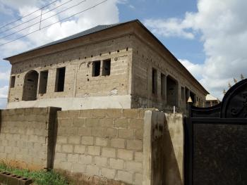 Well Built Uncompleted Block of 4 Nos 3 Bedroom Flat at Roofing Stage in a Serene Location, Orimerunmu, Off Lagos/ibadan Express Road, Ibafo, Ogun, Flat for Sale