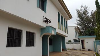 5 Bedroom Semi Detached Duplex, Off Nouakchott Street, Zone 1, Wuse, Abuja, Semi-detached Duplex for Rent