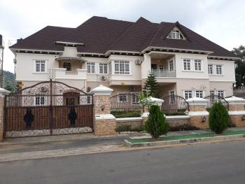 Amazingly Finished & Luxury 6 Bedroom Detached Duplex with Servant Quarters & Guest Chalet, Off Ibb Boulevard Way, Maitama District, Abuja, Detached Duplex for Sale