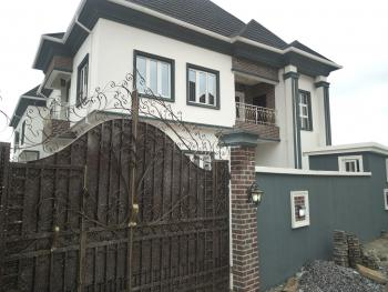Brand New Executive Fully Detached 4 Bedroom Duplex with Family Lounge, Laundry Room & Study (grade- a - Finishing), Ikota G R a, Ikota Villa Estate, Lekki, Lagos, Detached Duplex for Rent